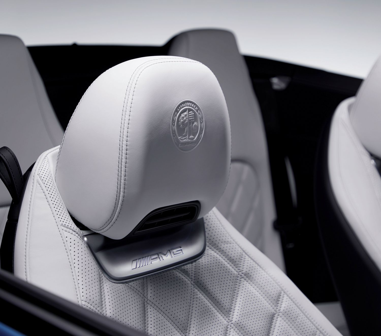 Mercedes SL R232 Kopfstütze