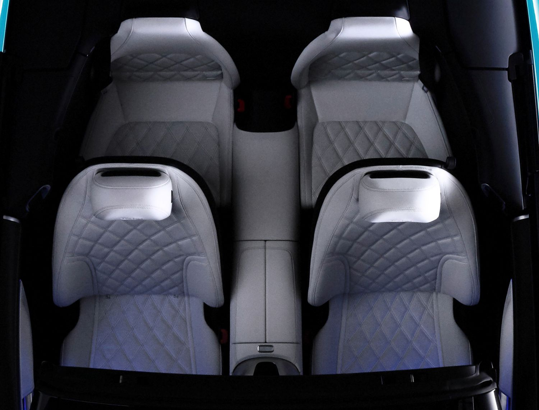 Mercedes SL R232 2+2 Sitzer