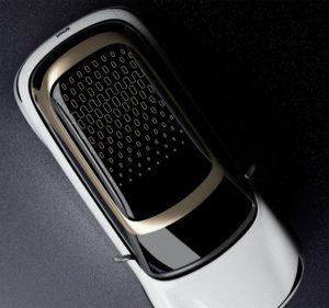smart e-SUV