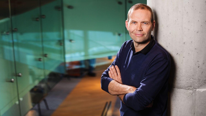 Magnus Östberg Chef von MB.OS