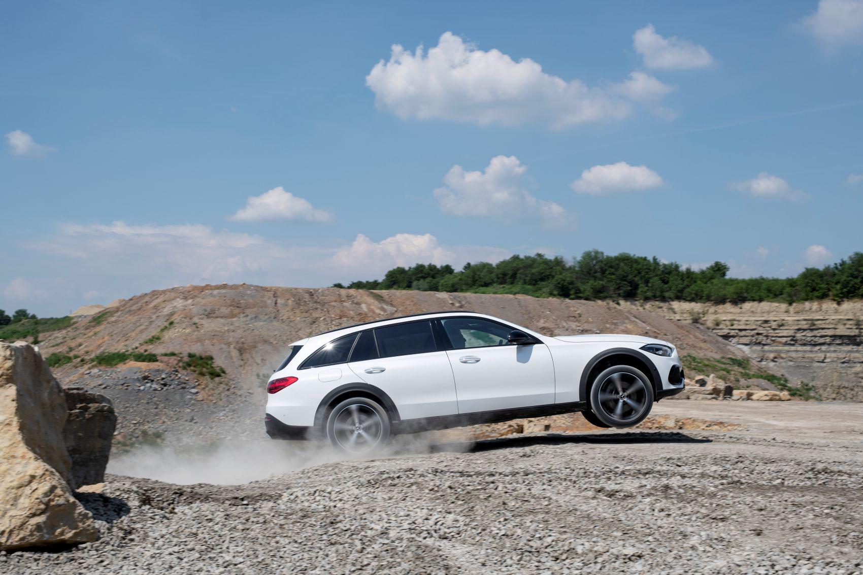 Mercedes C-Klasse T-Modell All-Terrain