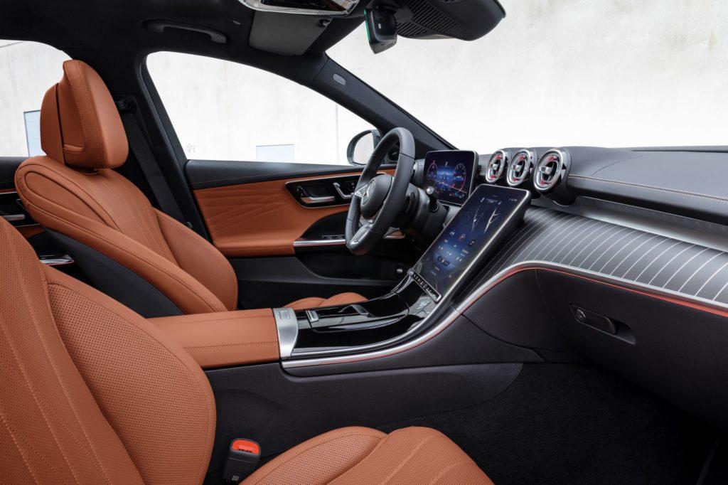 Mercedes C-Klasse T-Modell All-Terrain Interieur