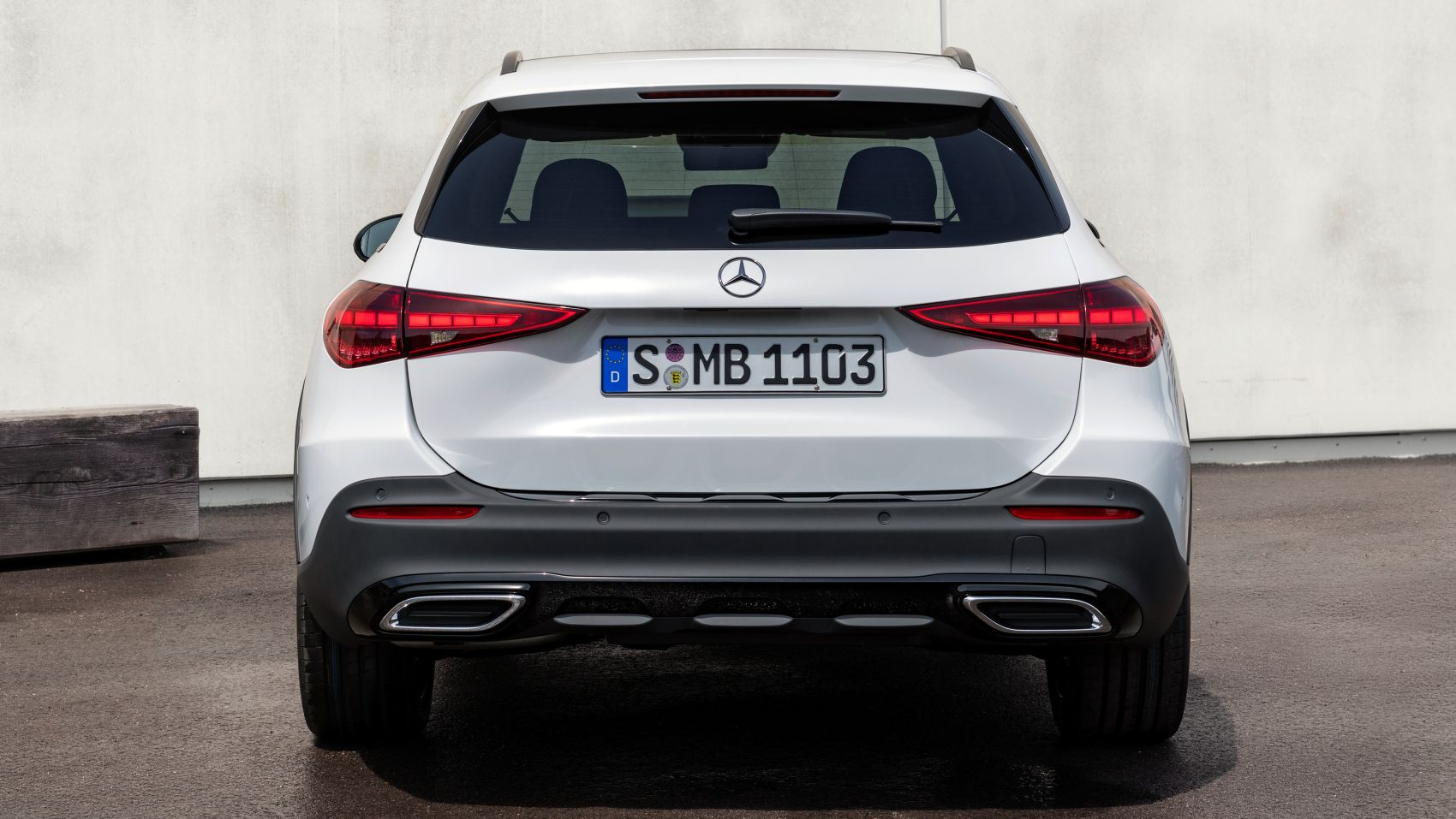 Mercedes C-Klasse T-Modell All-Terrain Night-Paket