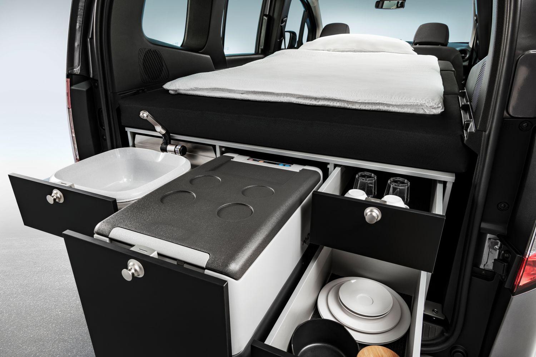 Mercedes Citan Micro Camper