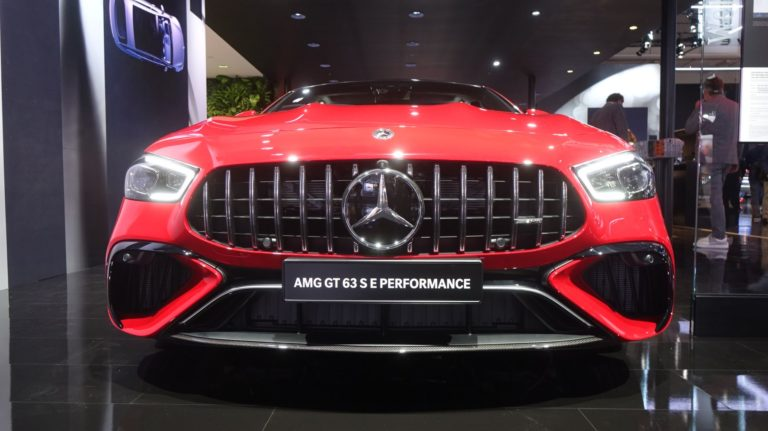 AMG GT 63 S E Performance
