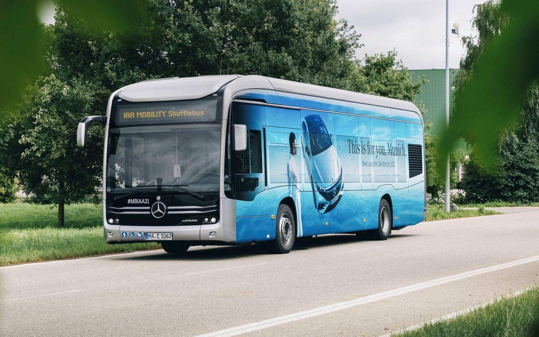 Mercedes eCitaro IAA2021