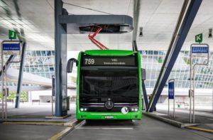 Mercedes eCitaro Zürich