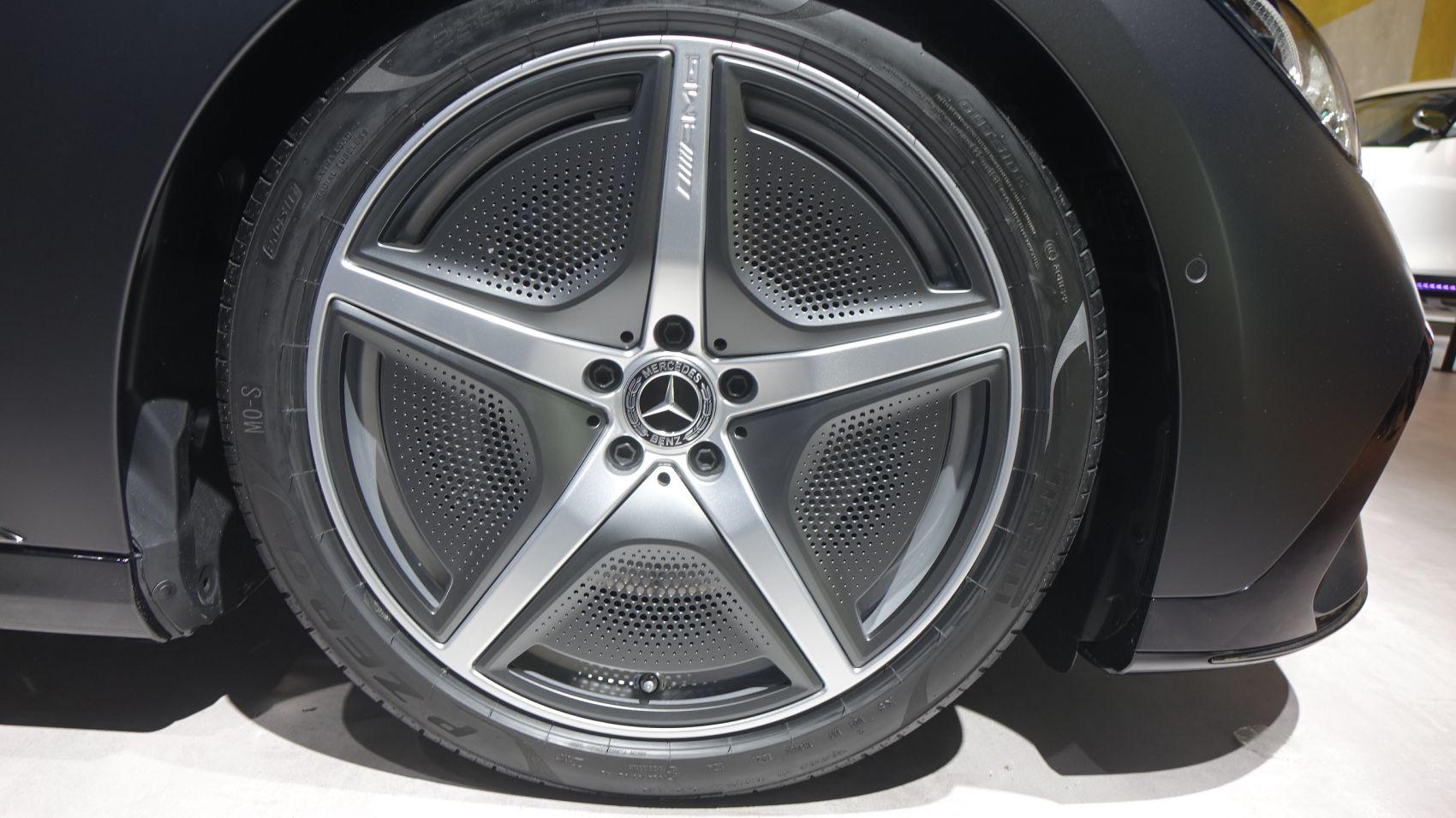 Mercedes EQE AMG Rad