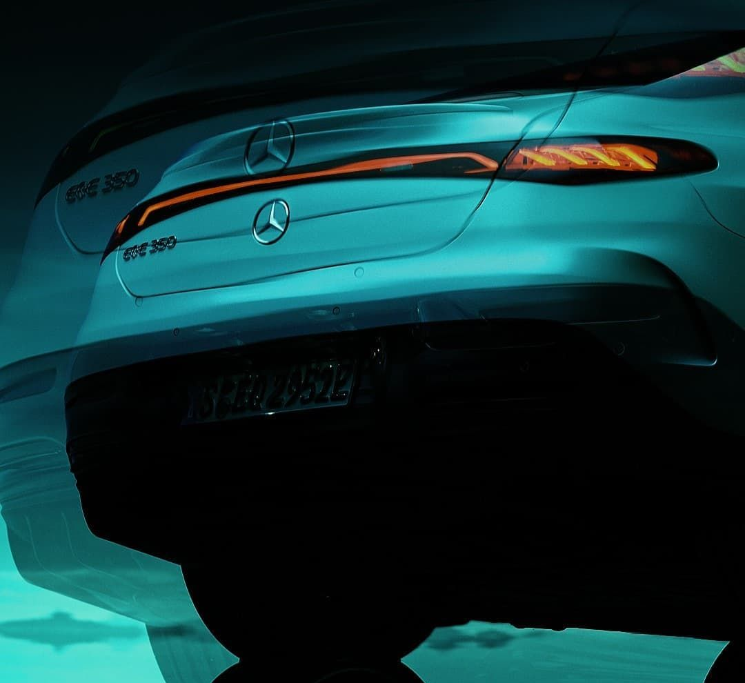Mercedes EQE 350