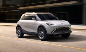 smart concept #1 SUV