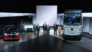 Daimler Aufspaltung