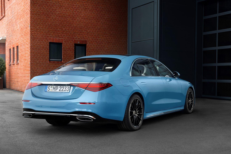 Mercedes S-Klasse Manufaktur
