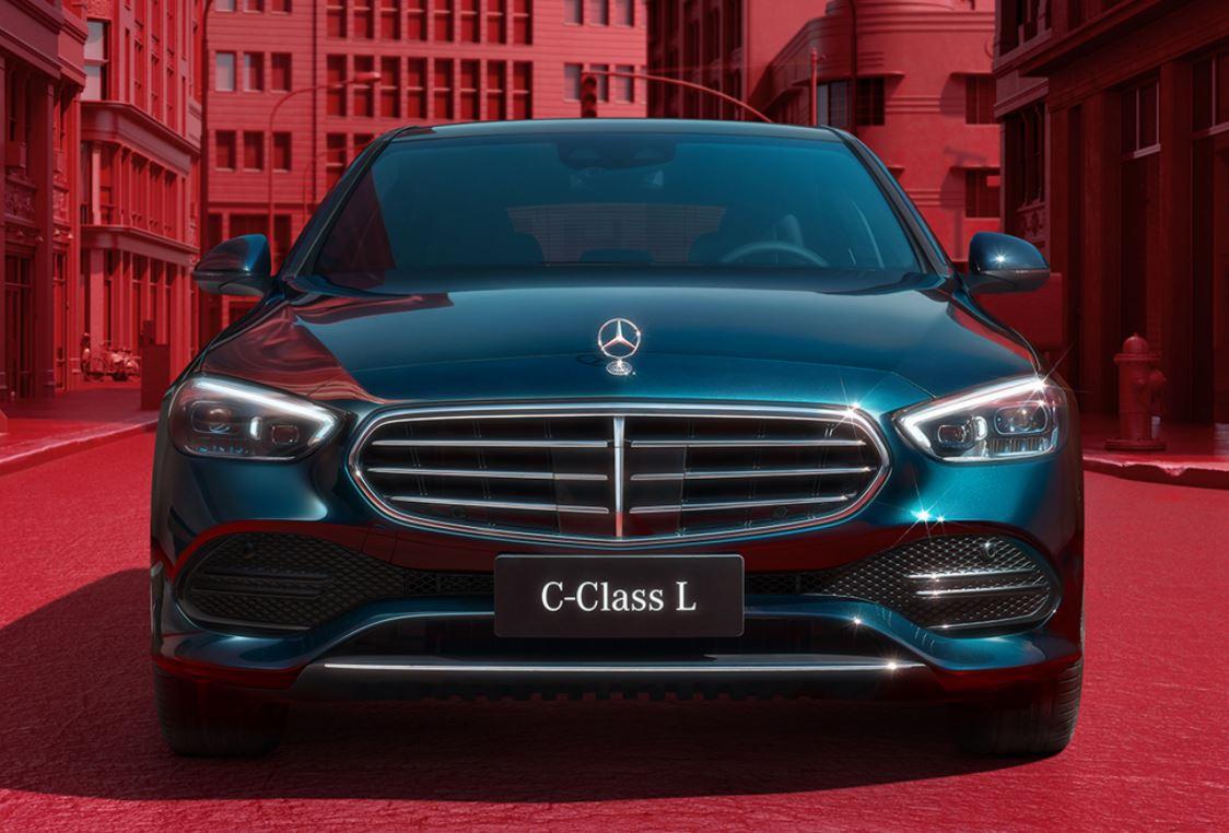 Mercedes C-Klasse W206 Exclusive
