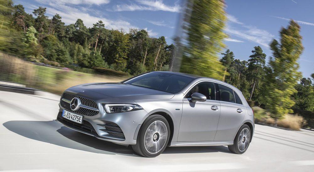Mercedes-Benz A 250e Plug-In-Hybrid