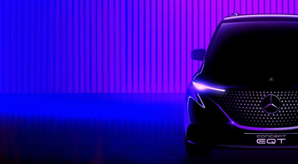 Mercedes Concept EQT