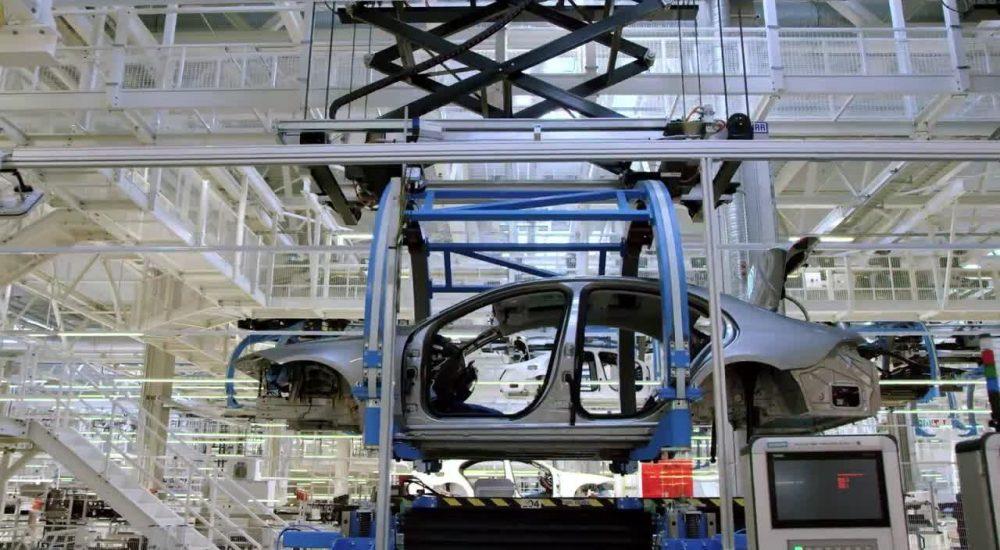 Mercedes-Benz Factory 56