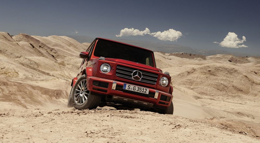 Mercedes-Benz G-Klasse W463