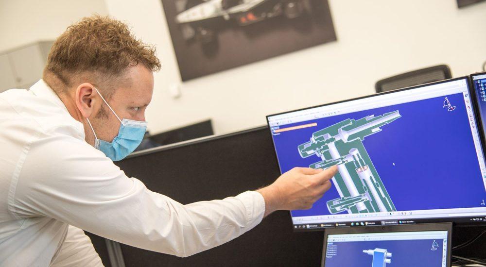 Mercedes AMG im Kampf gegen Corona ausgezeichnet