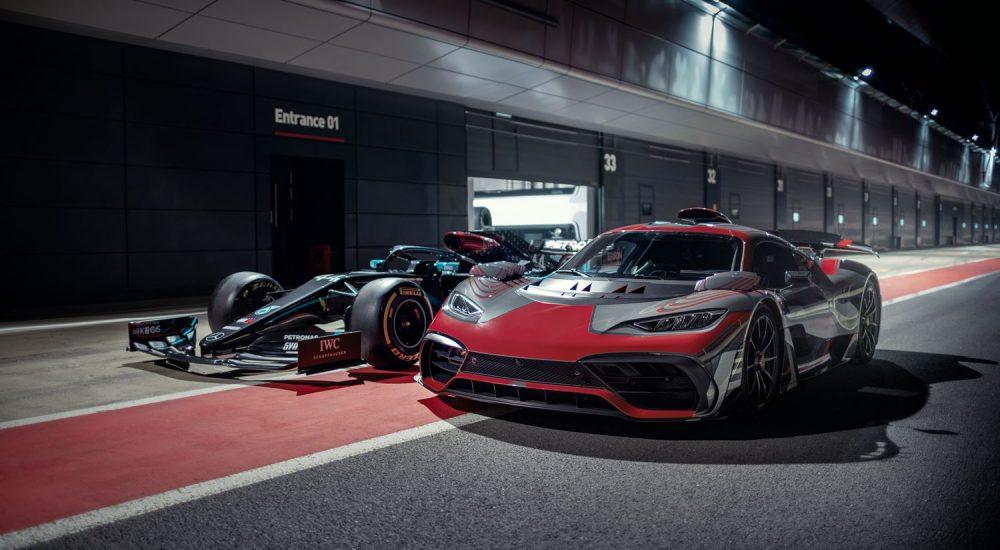 Mercedes-AMG E-Performance