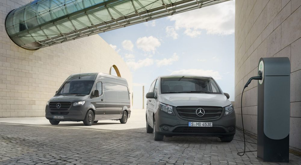 Mercedes-Benz eVito eSprinter