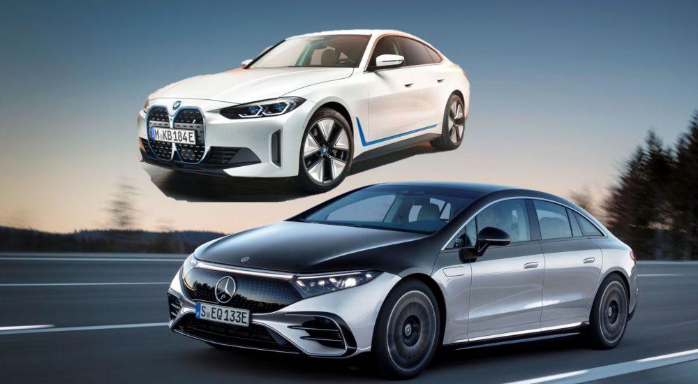 Mercedes BMW Elektroauto Strategie