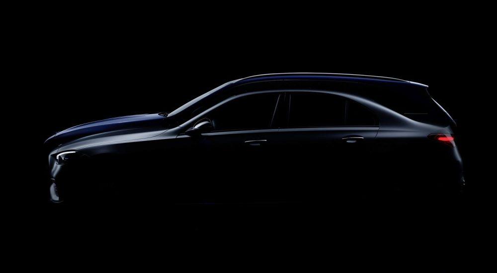 Mercedes C-Klasse W206