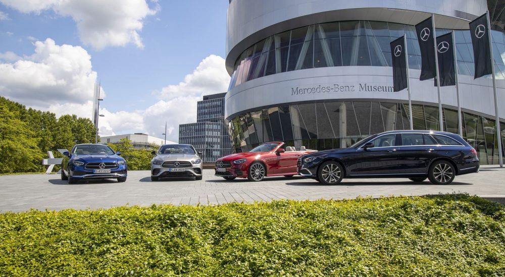 Mercedes E-Klasse Familie