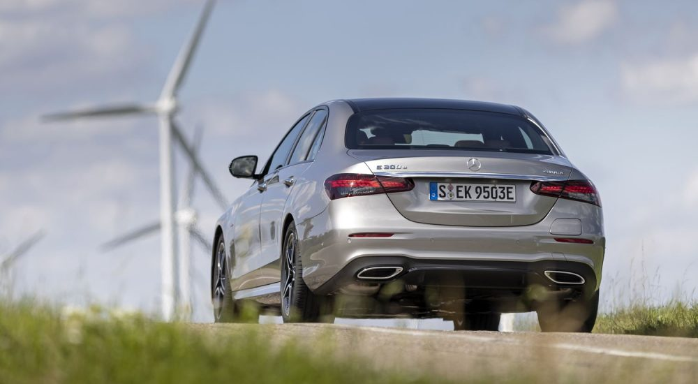 Mercedes E-Klasse Limousine Plug-in-Hybrid
