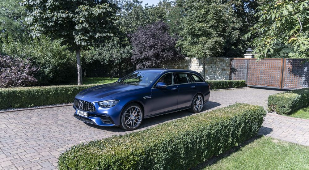 Mercedes AMG E 63 S 4matic+ T-Modell