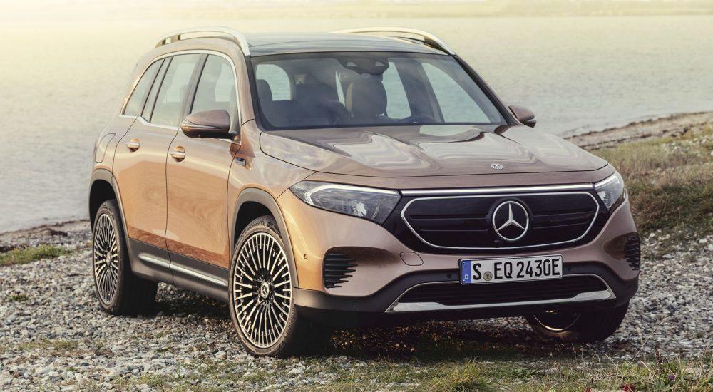 Mercedes EQB 350 4matic