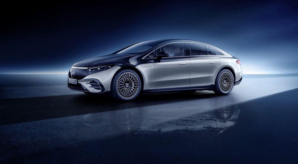 Mercedes EQS 580 4matic Edition 1