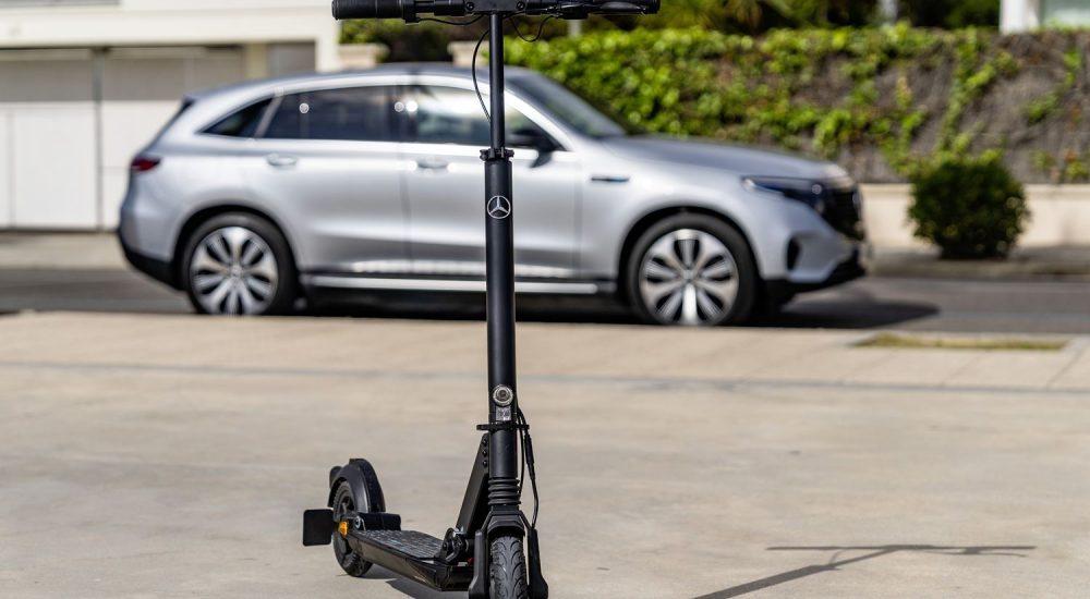 Mercedes eScooter
