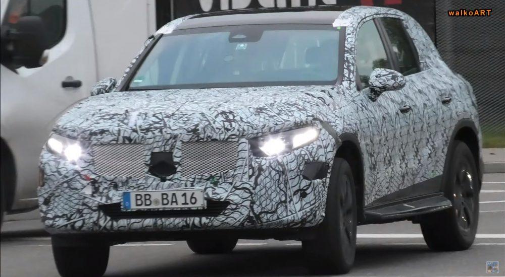 Mercedes GLC 2022 X254