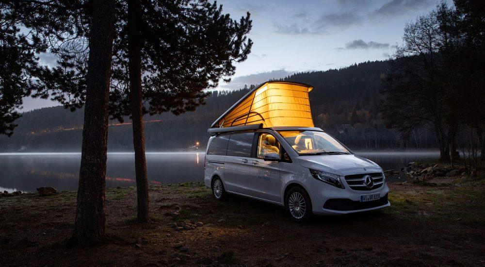 Mercedes-Benz Marco Polo Van Rental