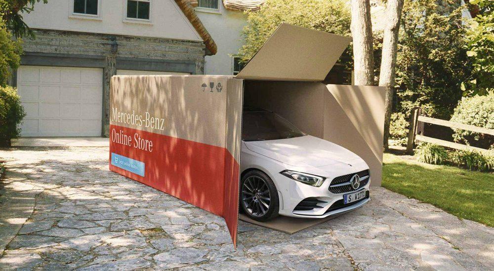 Mercedes Online Store