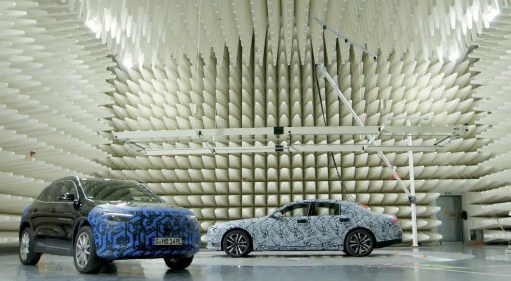 Mercedes S-Klasse Plug-in-Hybrid und EQA