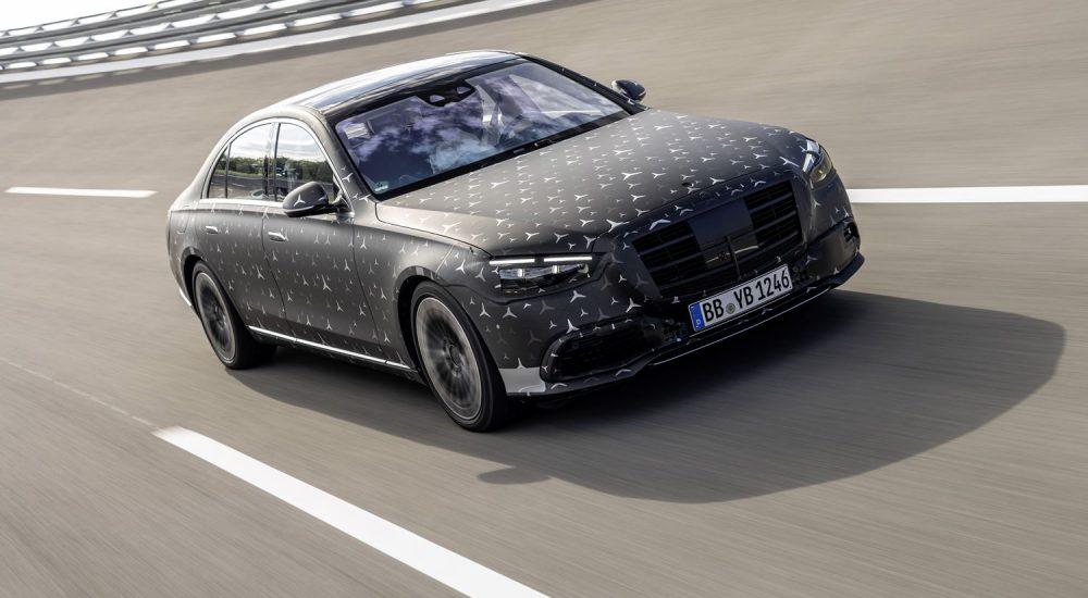 Mercedes-Benz 2021 S-Klasse