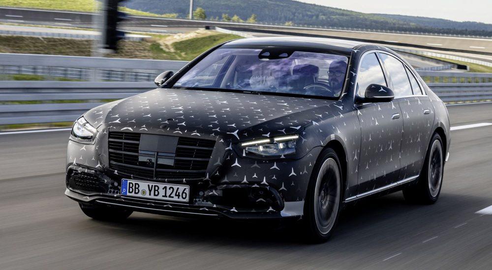 Mercedes-Benz S-Klasse 2021