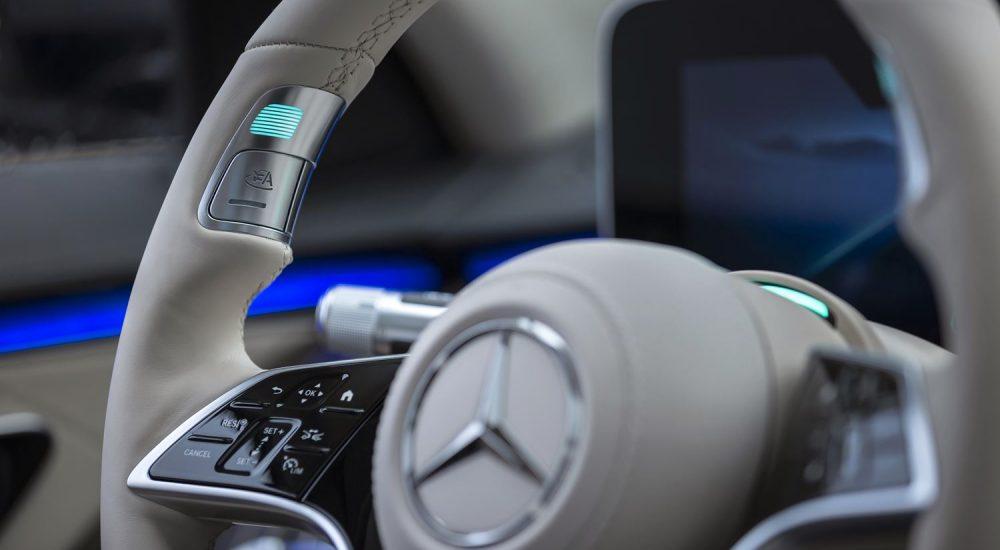 Mercedes S-Klasse Drive Pilot Level 3