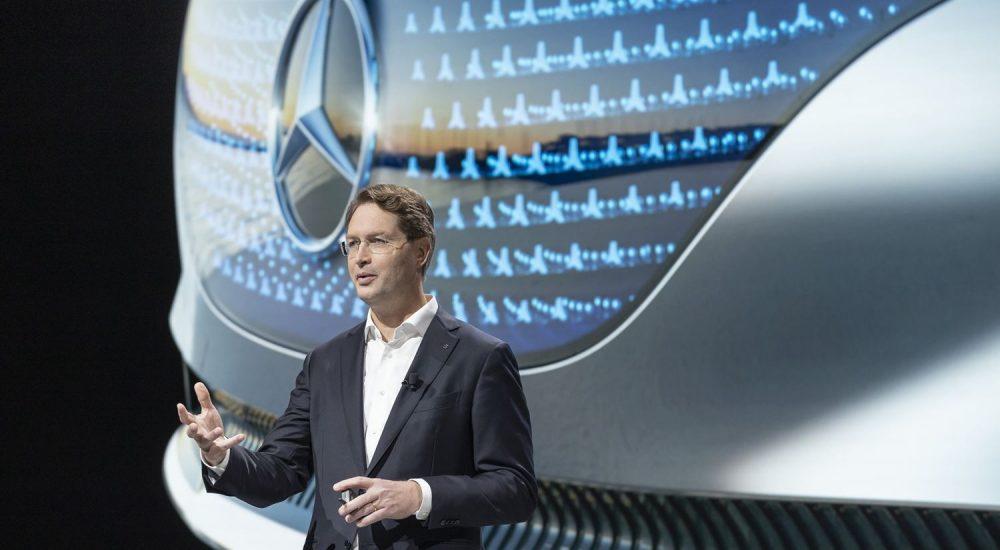 Mercedes Strategie Update
