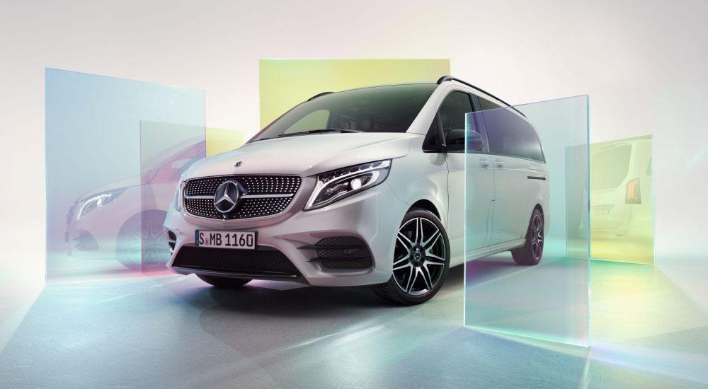 Mercedes V-Klasse Edition 2021