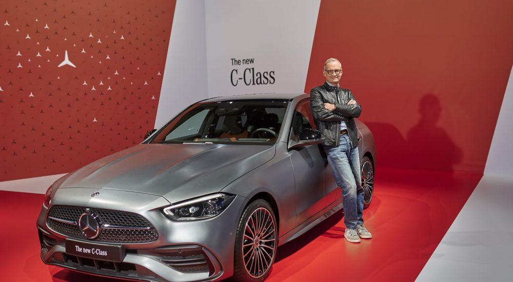 Mercedes C-Klasse Chefingenieur