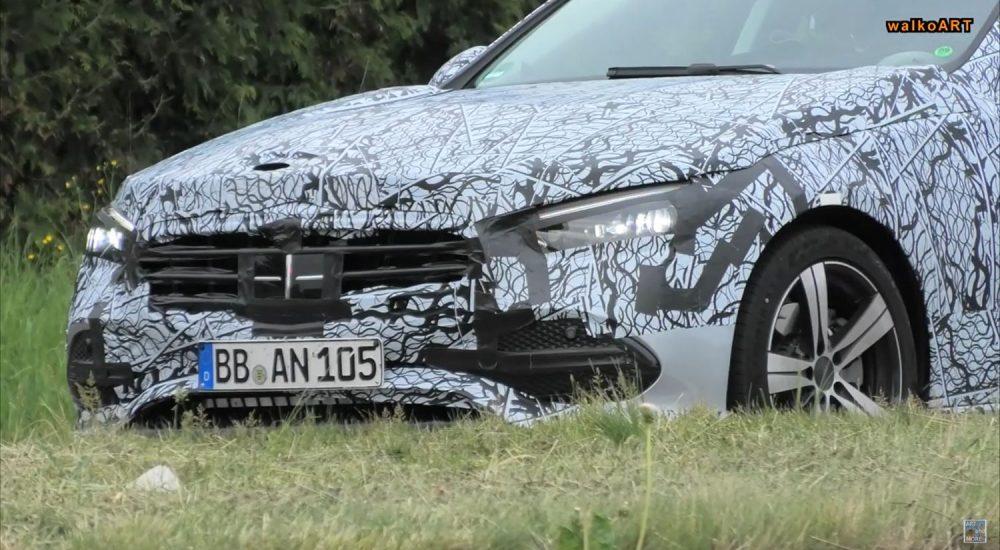 Mercedes C-Klasse 2021 W206